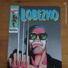 Cómics: COMIC LOBEZNO SERIE REGULAR GRAPA FORUM VOLUMEN 1 NUMERO 54 (1993). Lote 56516735