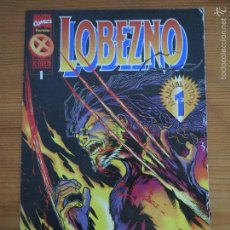 Cómics: COMIC LOBEZNO SERIE REGULAR GRAPA FORUM VOLUMEN 2 NUMERO 1 (1996). Lote 56517016