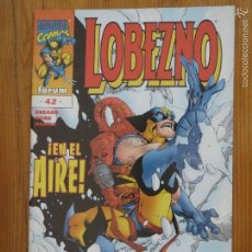 Cómics: COMIC LOBEZNO SERIE REGULAR GRAPA FORUM VOLUMEN 2 NUMERO 42 (1999). Lote 56517787