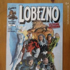 Cómics: COMIC LOBEZNO SERIE REGULAR GRAPA FORUM VOLUMEN 2 NUMERO 82 (2003). Lote 56518217