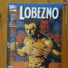 Cómics: COMIC LOBEZNO SERIE REGULAR GRAPA FORUM VOLUMEN 3 NUMERO 3 (2003). Lote 56519062