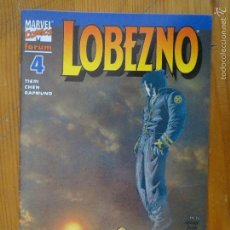 Cómics: COMIC LOBEZNO SERIE REGULAR GRAPA FORUM VOLUMEN 3 NUMERO 4 (2003). Lote 56519070