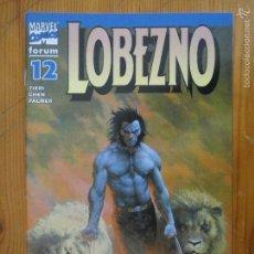 Cómics: COMIC LOBEZNO SERIE REGULAR GRAPA FORUM VOLUMEN 3 NUMERO 12 (2003). Lote 56519087