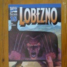 Cómics: COMIC LOBEZNO SERIE REGULAR GRAPA FORUM VOLUMEN 3 NUMERO 15 (2003). Lote 56519090