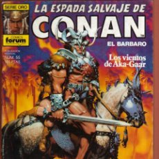 Cómics: COMIC . LA ESPADA SALVAJE DE CONAN .Nº 55 VER FOTO QUE NO TE FALTE EN TU COLECCION. Lote 56528289