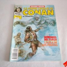 Cómics: LA ESPADA SALVAJE DE CONAN Nº 17 / FANTASÍA ÉPICA. Lote 56530196