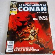 Cómics: LA ESPADA SALVAJE DE CONAN Nº 18 / FANTASÍA ÉPICA. Lote 56530214