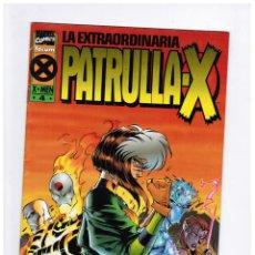 Cómics: LA EXTRAORDINARIA PATRULLA X Nº 4 - FORUM. Lote 56564857