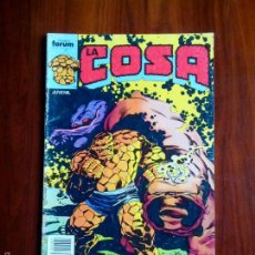 Cómics: COMICS FORUM, LA COSA N° 3, ( JUVENIL ). Lote 56748007