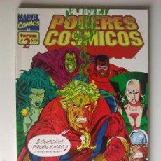 Cómics: TOMO COMIC FORUM PODERES CÓSMICOS Nº 2 VOL 2. Lote 56828021