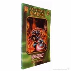 Cómics: CÓMIC LOS VENGADORES / LOS AÑOS PERDIDOS 1 / COLECCIÓN TESOROS MARVEL / FORUM 1998 -. Lote 45979182