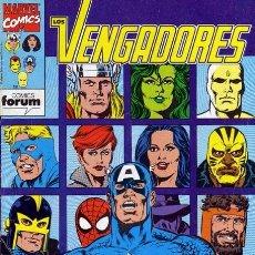 Cómics: LOS VENGADORES VOL.1 Nº 117 - FORUM. Lote 103516656