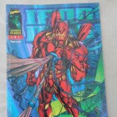 Cómics: IRON MAN HEROES REBORN COMPLETA 12 NROS - POSIBLE ENVÍO GRATIS - FORUM - SCOTT LODELL & JIM LEE. Lote 56871800