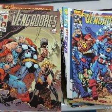 Cómics: HEROES RETURN LOS VENGADORES VOL 3 ¡ CASI COMPLETA ! MARVEL - FORUM. Lote 56880134
