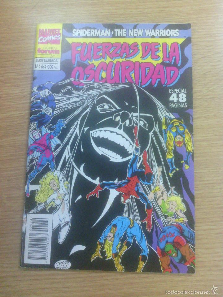 SPIDERMAN THE NEW WARRIORS FUERZAS DE LA OSCURIDAD #4 (Tebeos y Comics - Forum - Spiderman)