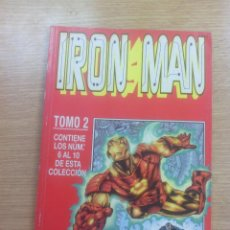Cómics: IRON MAN VOL 5 RETAPADO #2 (NUMEROS 6 A 10). Lote 56902420