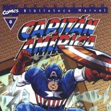 Biblioteca Marvel: Capitán América (Completa. 21 nºs)