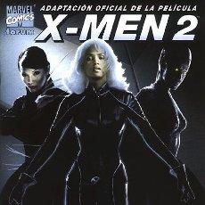 Cómics: X-MEN 2: ADAPTACIÓN OFICIAL DE LA PELÍCULA. Lote 56916851