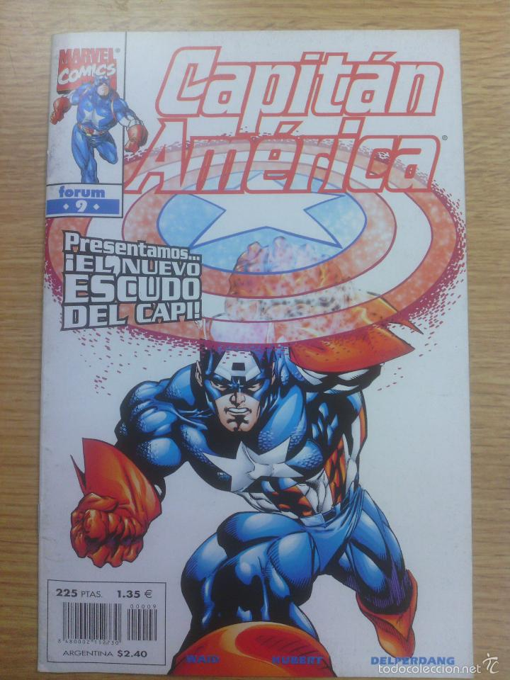 CAPITAN AMERICA VOL 4 #9 (Tebeos y Comics - Forum - Capitán América)