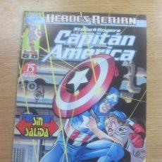 Cómics: CAPITAN AMERICA VOL 4 #2. Lote 56914671
