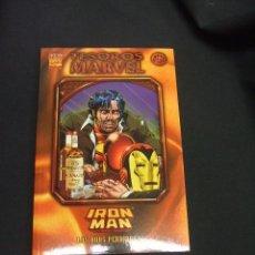 Comics: TESOROS MARVEL Nº 8 IRON MAN: LOS AÑOS PERDIDOS 2 - IMPECABLE. Lote 56927430