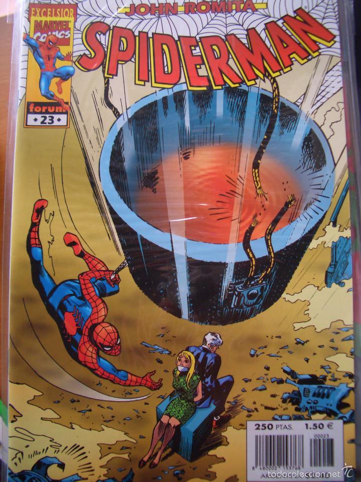 SPIDERMAN JOHN ROMITA #23 (FORUM, 2000) (Tebeos y Comics - Forum - Spiderman)