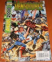 LOS VENGADORES. ANUAL 2000. ESPECIAL FORUM. (Tebeos y Comics - Forum - Vengadores)