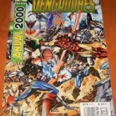 Cómics: LOS VENGADORES. ANUAL 2000. ESPECIAL FORUM.. Lote 56973369