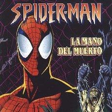 Cómics: SPIDER-MAN: LA MANO DEL MUERTO - ESPECIAL FORUM. SPIDERMAN.. Lote 262569345