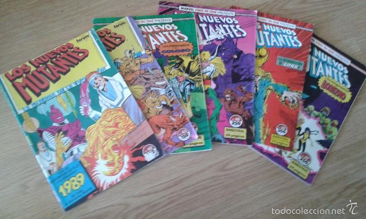 LOS NUEVOS MUTANTES - NºS 42-43-47-48-49-55- (Tebeos y Comics - Forum - Nuevos Mutantes)
