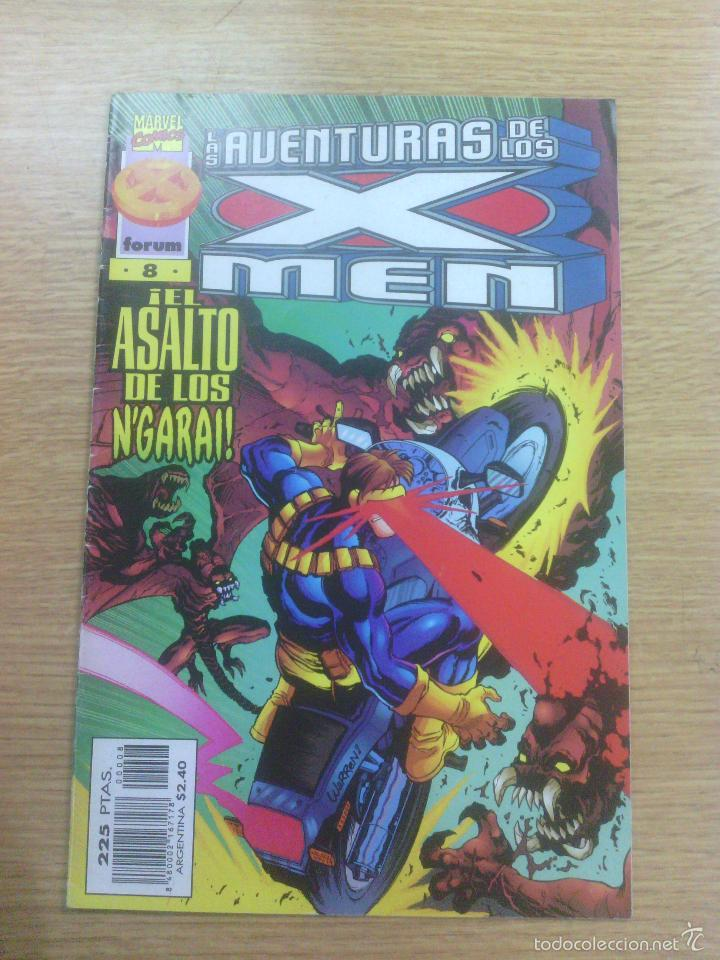 AVENTURAS DE LOS X-MEN #8 (Tebeos y Comics - Forum - X-Men)