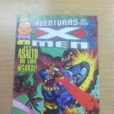 Cómics: AVENTURAS DE LOS X-MEN #8. Lote 56995252