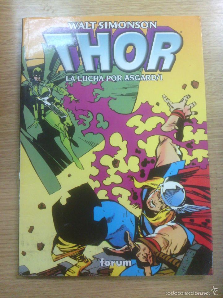 THOR LA LUCHA POR ASGARD #1 (Tebeos y Comics - Forum - Thor)