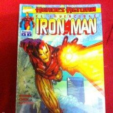 Cómics: FORUM IRON MAN SERIE DE 24 NUMEROS EN MUY BUEN ESTADO. Lote 57070364