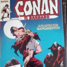 Cómics: CONAN 111 FORUM. Lote 57101273