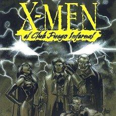 Cómics: X-MEN EL CLUB FUEGO INFERNAL (RAAB / ADLARD) - IMPECABLE. Lote 143654645