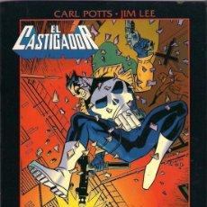 Cómics: OBRAS MAESTRAS Nº 26 EL CASTIGADOR - DIARIO DE GUERRA 1 (CARL POTTS / JIM LEE) - IMPECABLE. Lote 57117198