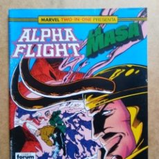Cómics - ALPHA FLIGHT VOL. 1 Nº 44 - 57120913
