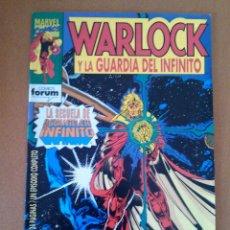 Cómics: WARLOCK Y LA GUARDIA DEL INFINITO NUMERO 1 ( FORUM ). Lote 57945132