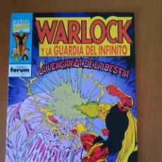 Cómics: WARLOCK Y LA GUARDIA DEL INFINITO NUMERO 6 ( FORUM ). Lote 57121116