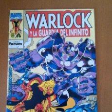 Cómics: WARLOCK Y LA GUARDIA DEL INFINITO NUMERO 5 ( FORUM ). Lote 57121126