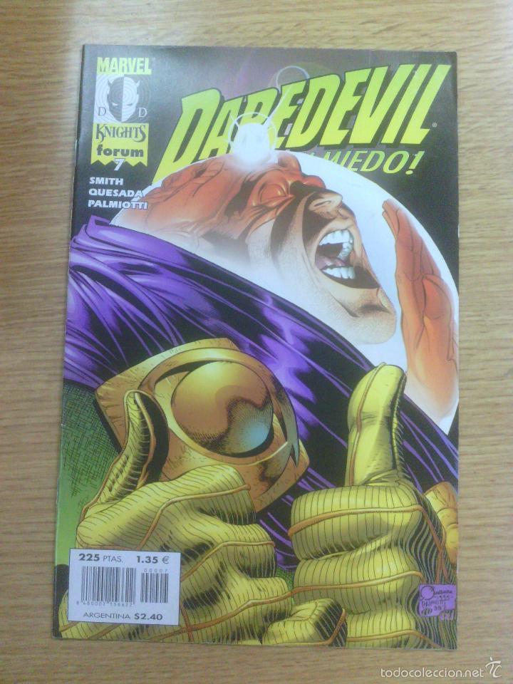 DAREDEVIL VOL 5 #7 (MARVEL KNIGHTS) (Tebeos y Comics - Forum - Daredevil)