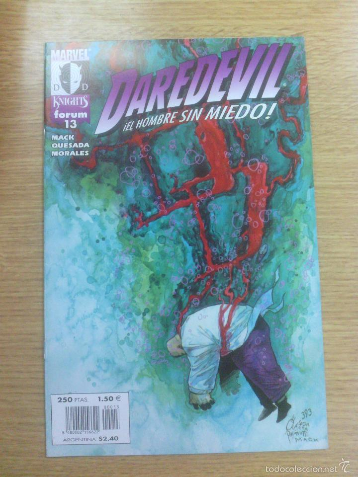 DAREDEVIL VOL 5 #13 (MARVEL KNIGHTS) (Tebeos y Comics - Forum - Daredevil)