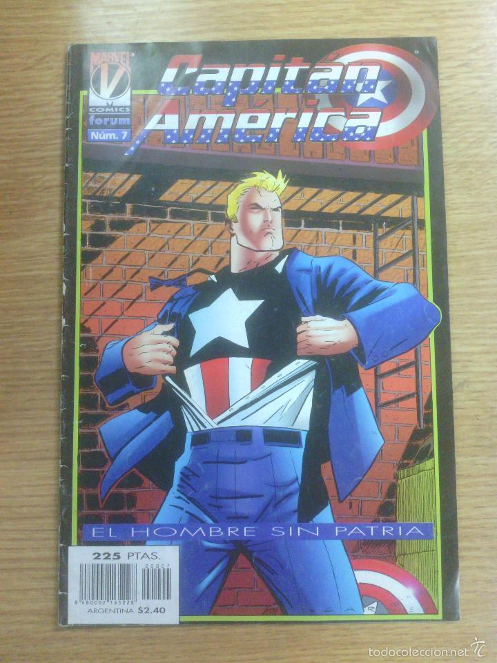 CAPITAN AMERICA VOL 3 #7 (Tebeos y Comics - Forum - Capitán América)
