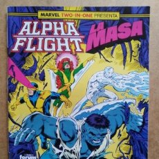 Cómics: ALPHA FLIGHT VOL. 1 Nº 53. Lote 57121160