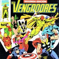 Cómics: LOS VENGADORES 2ª EDICION.FORUM.COMPLETA. 31 NUMEROS.PERFECTA.. Lote 48590223