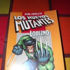 Cómics: LOS NUEVOS MUTANTES VERDAD O MUERTE / LOBEZNO DÍAS DEL FUTURO PASADO TOMO RETAPADO(COMPLETAS).. Lote 57138605