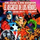 Cómics: HÉROES REBORN: EL REGRESO DE LOS HÉROES.FÓRUM. PERFECTO.. Lote 51131393