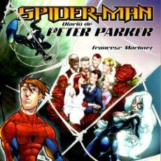 Cómics: SPIDERMAN.DIARIO DE PETER PARKER. LIBRO 1.CRONOLOGÍA. PERFECTO.. Lote 52637652