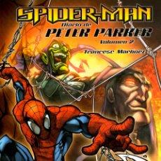 Cómics: SPIDERMAN.DIARIO DE PETER PARKER. LIBRO 2.CRONOLOGÍA. PERFECTO.. Lote 52640173